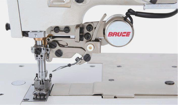 BRUCE BRC-562E-01GBx356H/UT Улавливатель игольных ниток